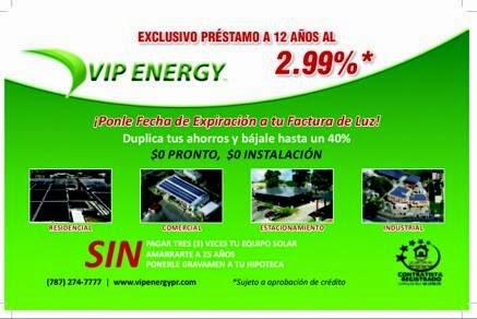 VIP SOLAR ENERGY