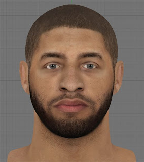NBA 2K13 Royce White Cyberface Patch