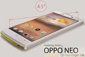 Harga Oppo Neo R831 Dan Spesifikasi Infotekno