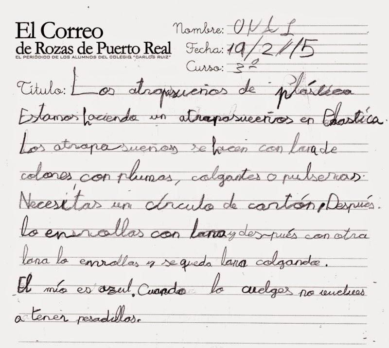 El correo de rozas de puerto real febrero 2015 for Horario correos puerto real
