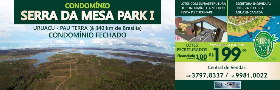 Condomínio Lago Serra da Mesa Park