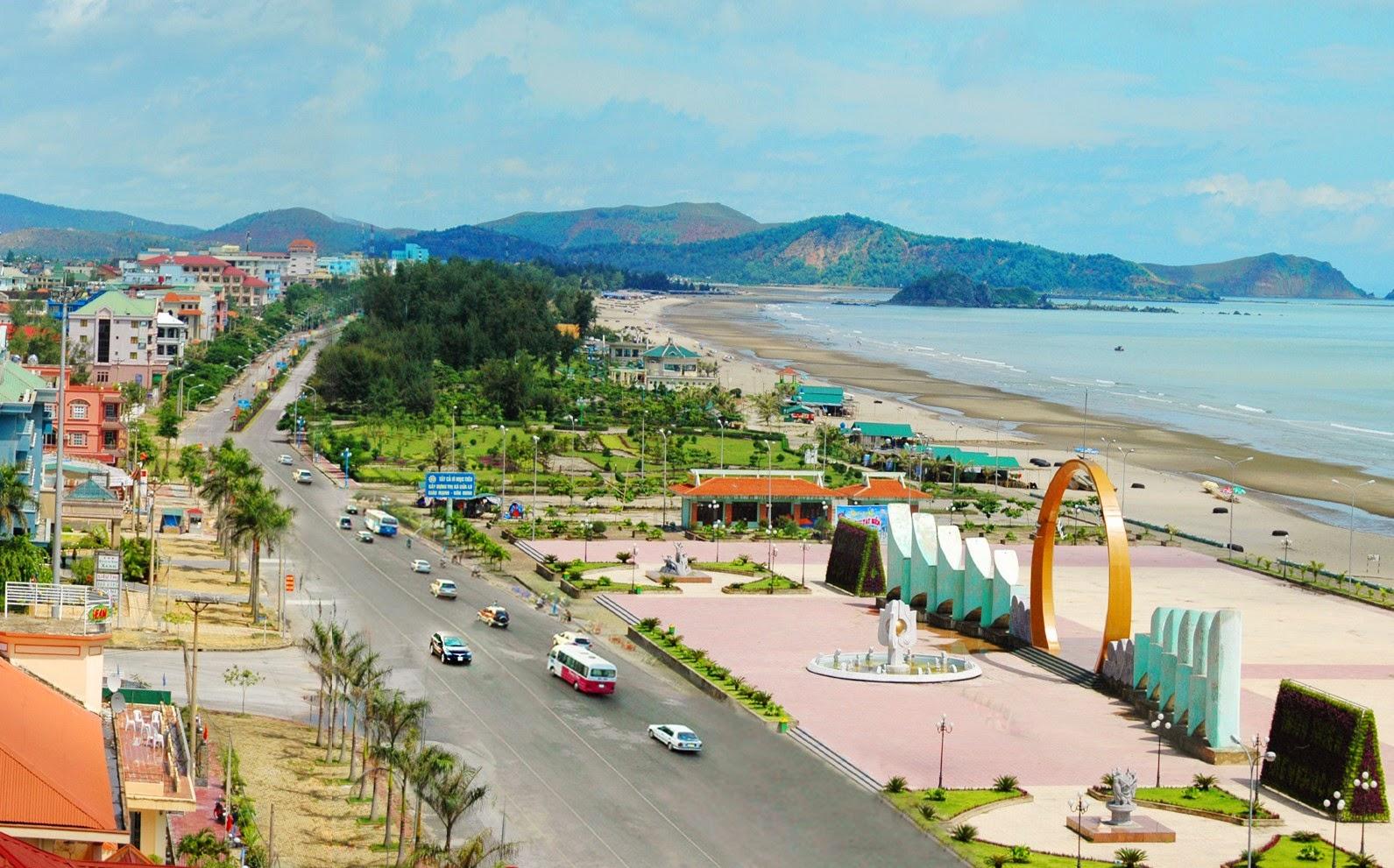 Biển Cửa Lò được công nhận là Đô thị Du lịch