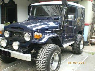 Jeep Hardtop   khusus penggemar