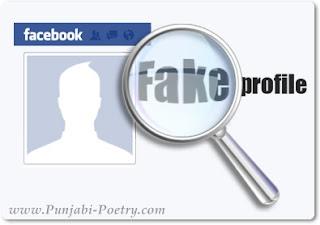 Facebook Fake Profile