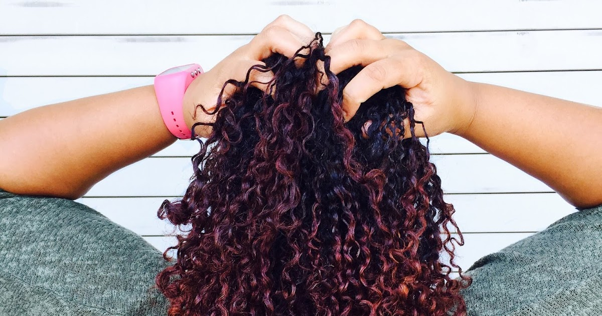 The Mane Objective How To Get The Perfect Wash And Go Curls On