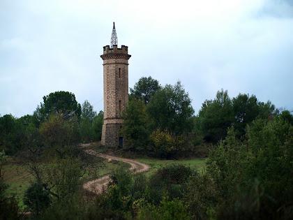 La Torre del Molí d'Aigua de la Noguera