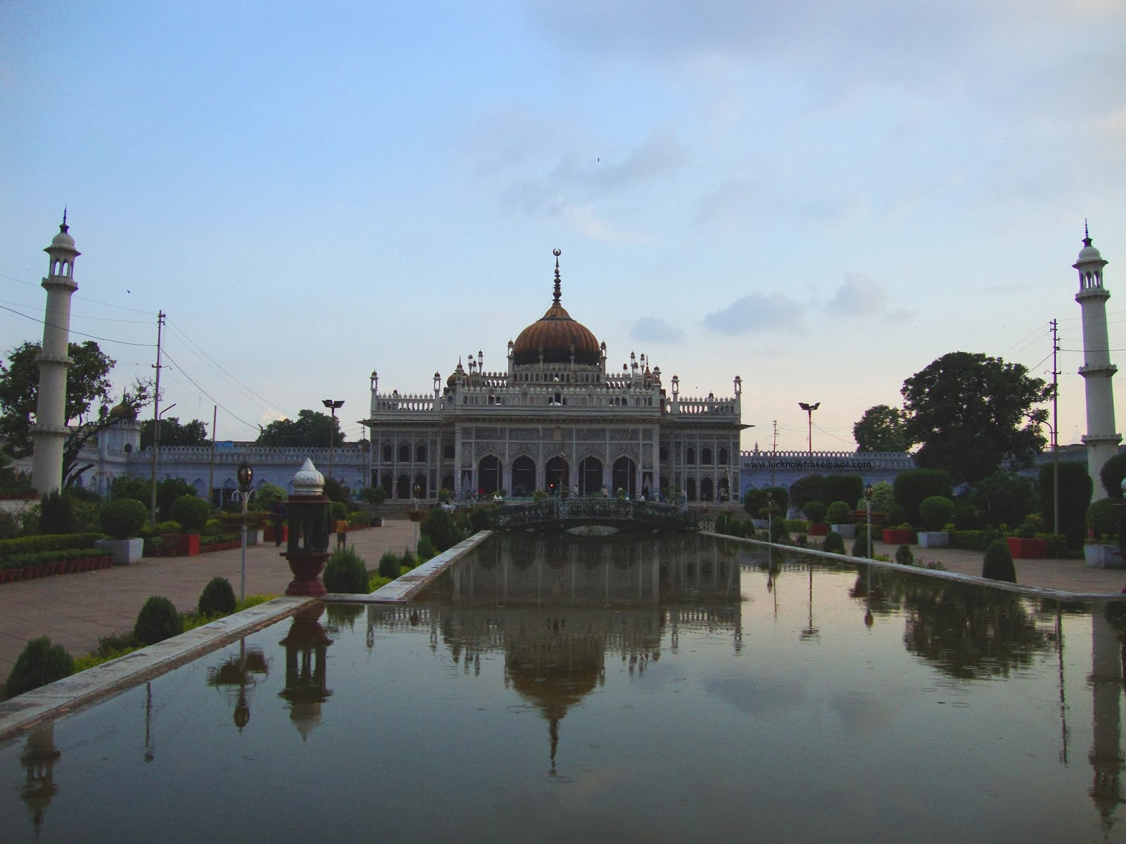 Lucknow photos pictures images chhota imambara lucknow for Home architecture in lucknow