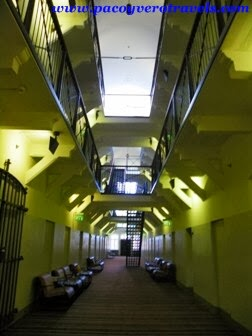 Dormir en una cárcel en Helsinki