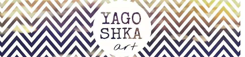 Yagoshka Art   rękodzieło, scrapbooking, decoupage, DIY