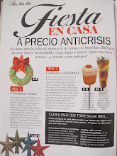 SALIMOS EN COSMOPOLITAN (DICIEMBRE 2012)