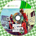 Label Grand Theft Auto V Xbox 360