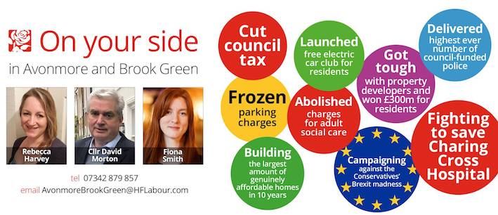 Avonmore & Brook Green Labour
