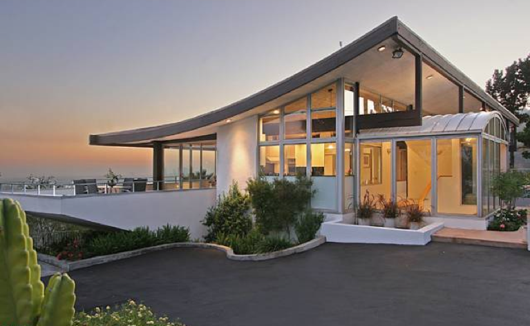 Modern homes los angeles april 14 mid century modern open for Modern architecture homes for sale