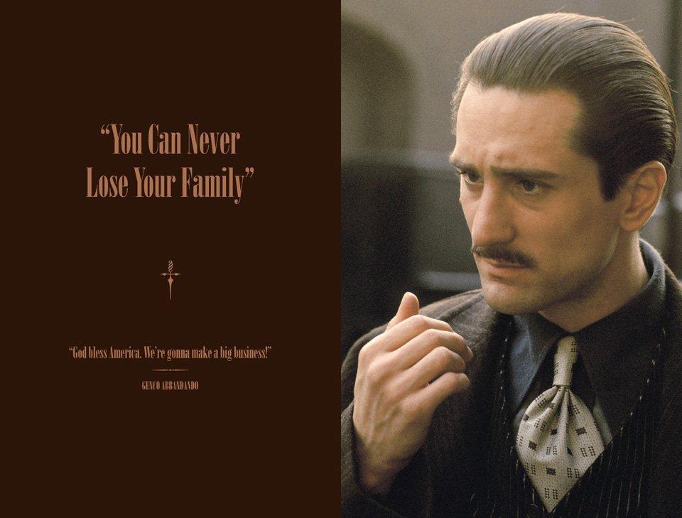 essay godfather