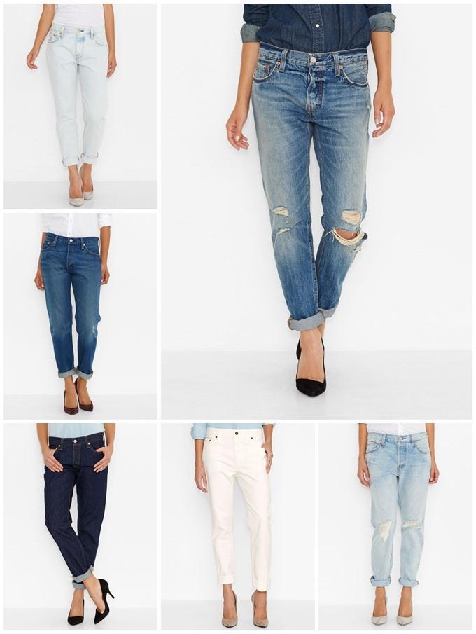 Levi's 501 CT Jeans Women