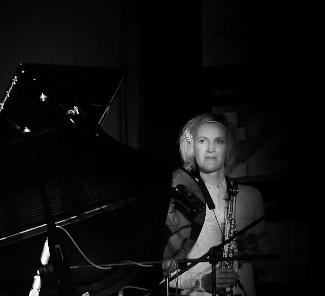 Saxoponist Frøy Aagre