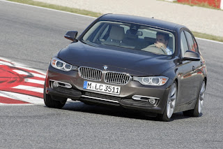 BMW sedan upholds 3 Series' reputation