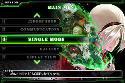 THE KING OF FIGHTERS A 1.0.1 Apk Full Version Data Files Download-iANDROID Games