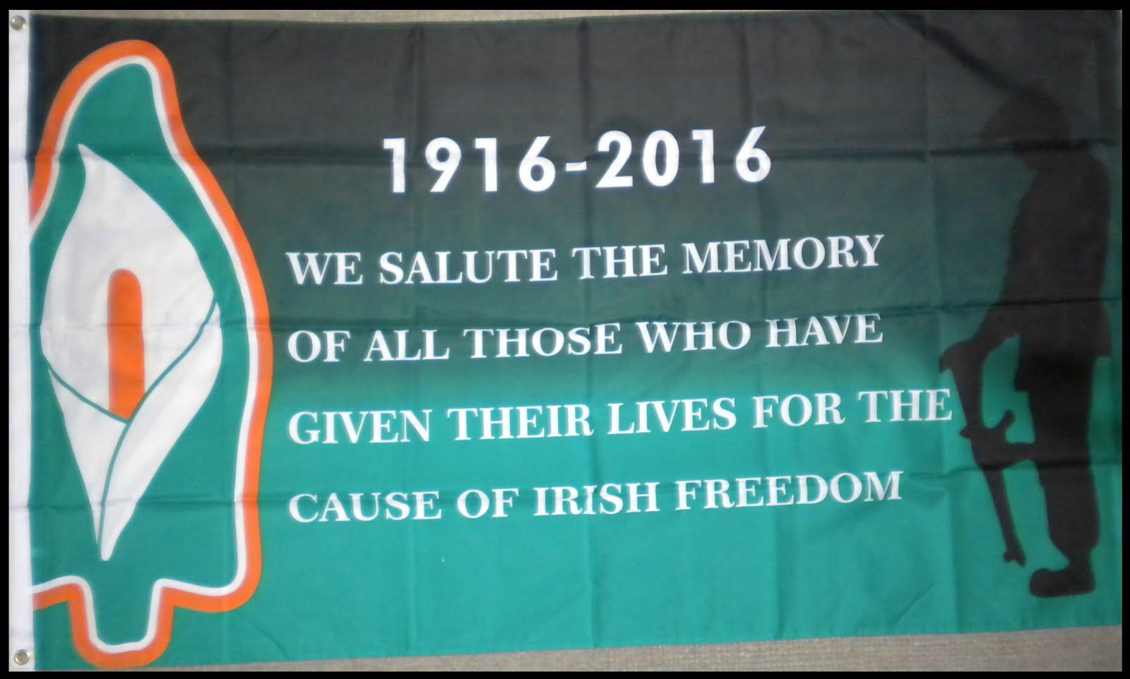 Bandera 1916-2016 Memory - 14€