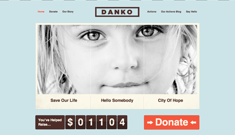charity site free wordpress theme 30 Ücretli Ücretsiz WordPress Teması