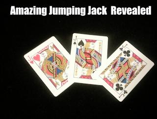 Amazing Jumping Jack Trick