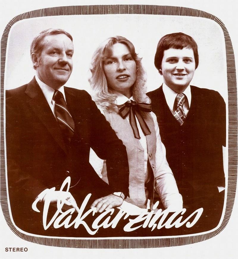 Vakarziņas - front
