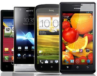 Smartphone gama baja media