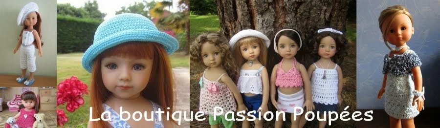 La boutique Passion Poupées