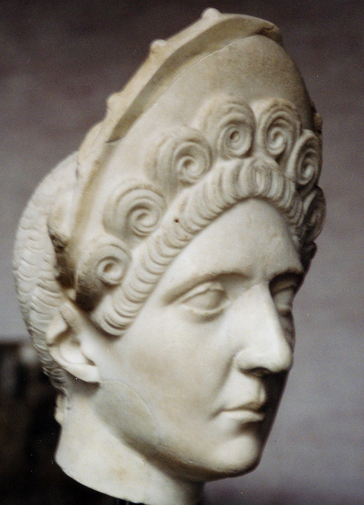 empress plotina Plotina, also called pompeia plotina, was the wife of the roman emperor trajan ( ruled 98–117) and she used her power as empress to improve the social.