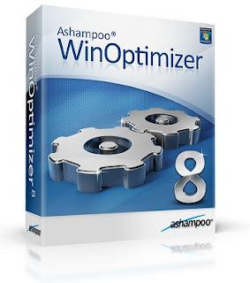 Capa Ashampoo WinOptimizer 8.v8.10 + Crack