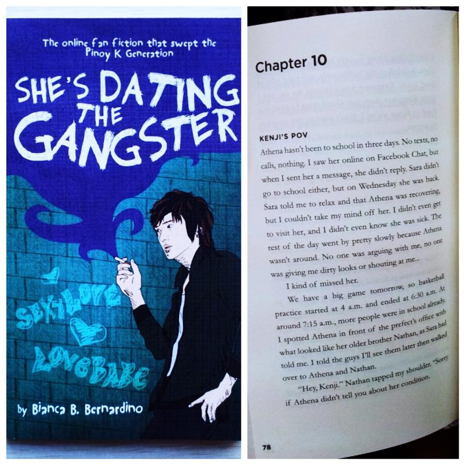 Shes dating a gangster wattpad