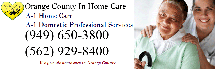 Orange County In Home Care