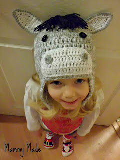 Knitting Pattern For Donkey Hat : Mammy Made: