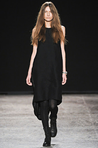 Uma Wang Autumn/winter 2012/13 Women's Collection