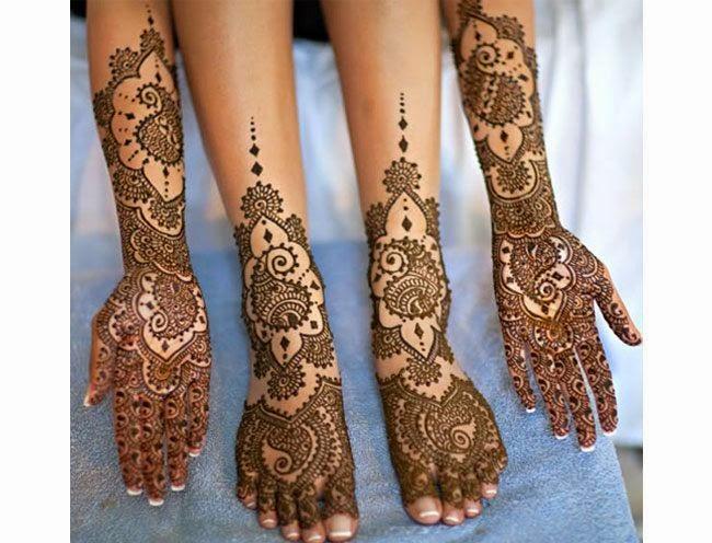 History of Henna
