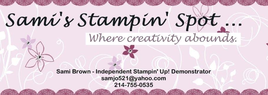 Sami's Stampin' Spot