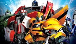 Transformers Prime Çizxgi Filmi Minika Yeni
