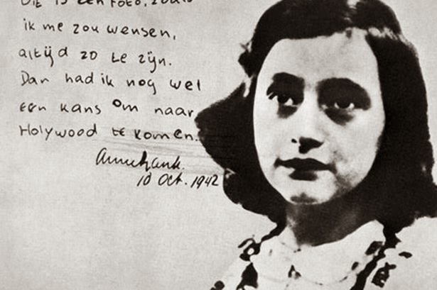 Betrayal of Anne Frank