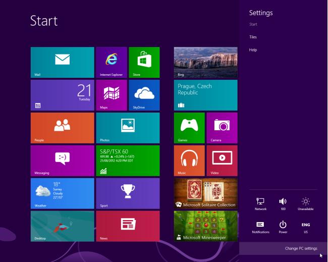Giám sát và kiểm soát việc sử dụng máy tính của trẻ em trên Windows 8 M2