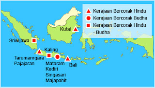 Kerajaan-Kerajaan Hindu Budha di Indonesia