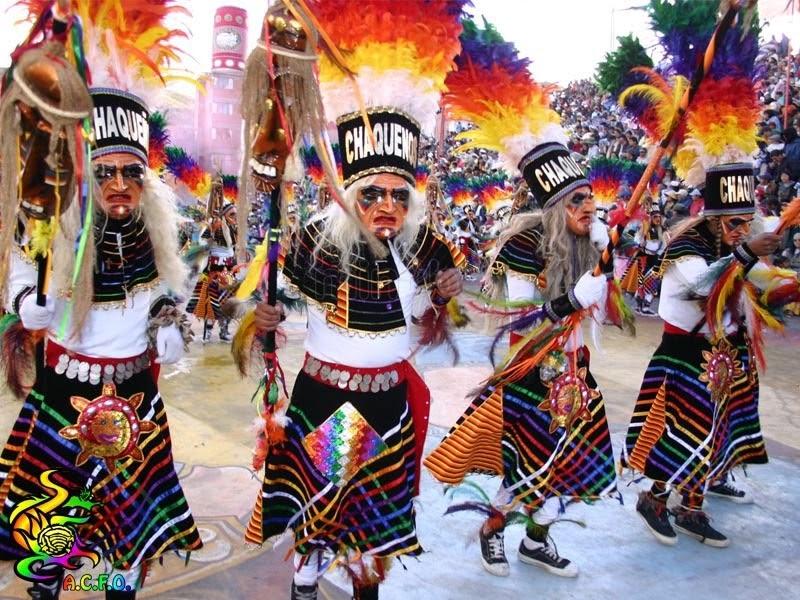 Carnaval de Oruro. Los mejores carnavales del mundo
