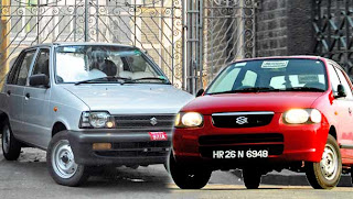 Maruti 800 and Alto will be replaced by new model