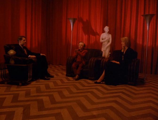 Twin Peaks Red Room Design