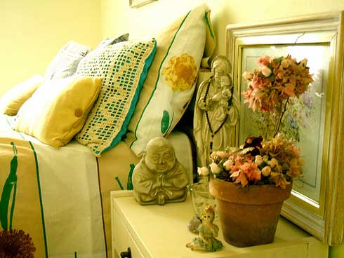 El mundo magico de anjana feng shui para el dormitorio for Curas feng shui para el dormitorio