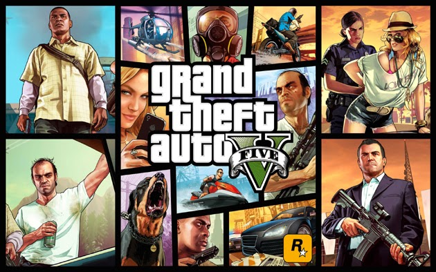 Grand Theft Auto 5 Game PC Download