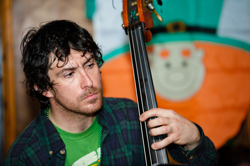Kevin Reilly Bass Player Extraordinaire - really he is...