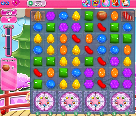 Candy Crush Saga 371