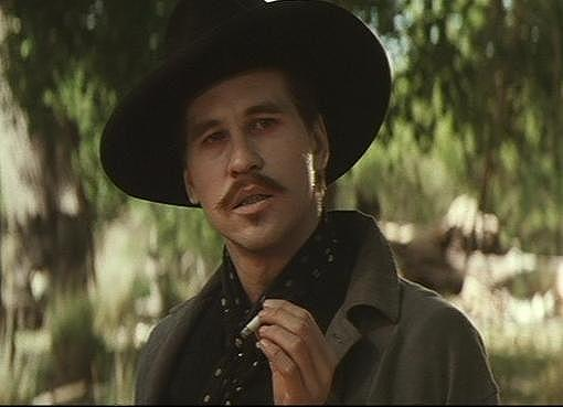 Doc Holliday Val Kilmer Wallpaper Val kilmer as doc holliday