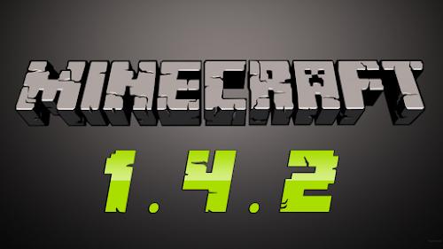 Minecraft nova versão 1.4