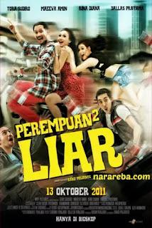 """Nikita Mirzani dalam film """"Perempuan-perempuan Liar"""" (2011)"""